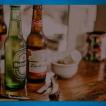 Posso armazenar garrafa long neck na cervejeira?