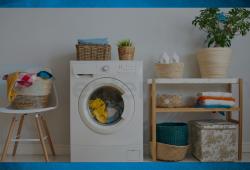 Qual tamanho de lavadora é ideal para a minha lavanderia?