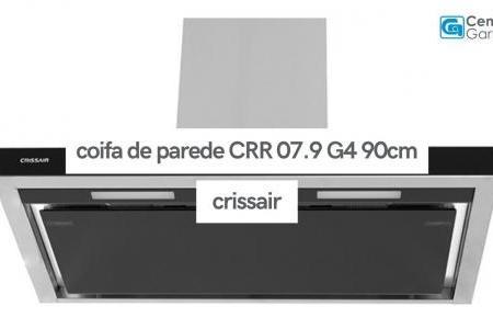 Coifa de Parede CRR 07.9 G4 90cm | Crissair