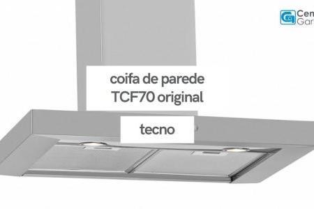 Coifa de Parede Original TCF70 | Tecno