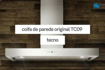 Coifa de Parede TC 09 | Tecno
