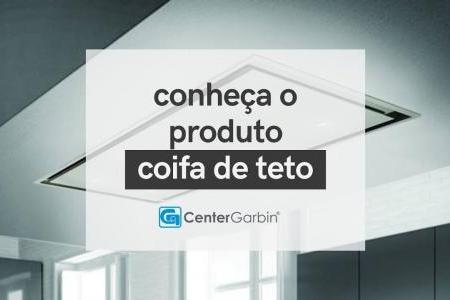 COIFA DE TETO   CONHEÇA O PRODUTO