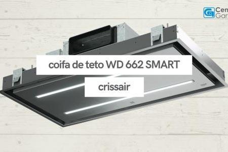 Coifa de teto   Smart   Crissair