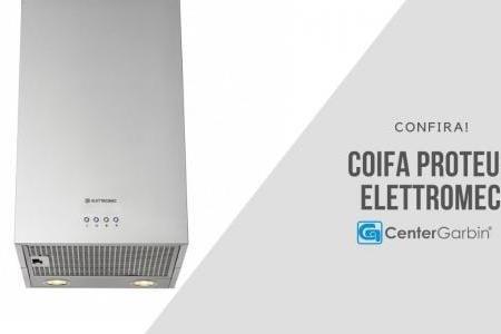 Coifa Proteus | Elettromec