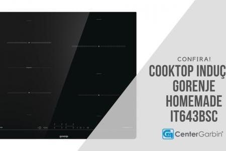 Cooktop Indução IT643BSC | Gorenje