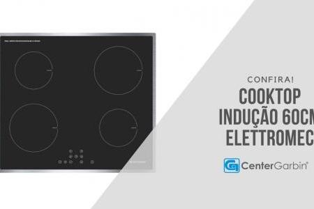 Cooktop Indução 60cm | Elettromec
