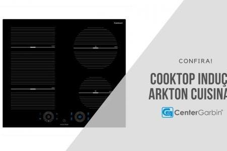 Cooktop Indução Arkton | Cuisinart