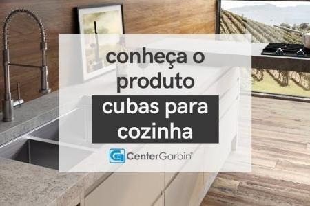 CUBAS PARA COZINHA | CONHEÇA O PRODUTO