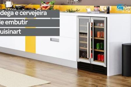 Especial Adegas Center Garbin | Adega Cuisinart