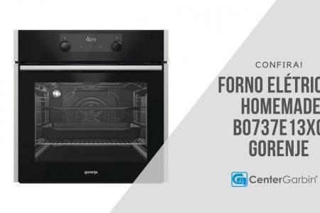 Forno Elétrico Homemade BO737E13XG | Gorenje