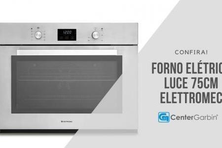 Forno Elétrico Luce 75cm | Elettromec