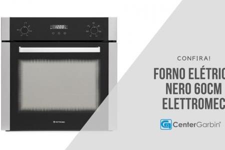 Forno Elétrico Nero | Elettromec