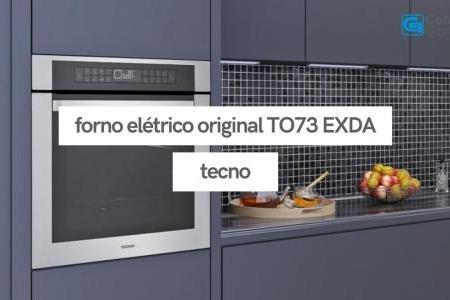 Forno Elétrico TO73 EXDA Original 73 Litros | Tecno