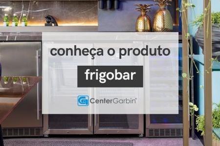 FRIGOBAR   CONHEÇA O PRODUTO