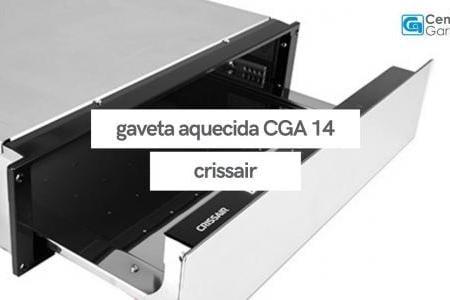 Gaveta Aquecida CGA 14 | Crissair