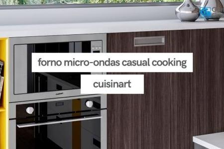 Microondas Casual Cooking | Cuisinart