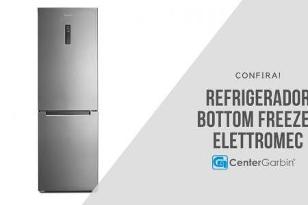 Refrigerador Bottom Freezer | Elettromec