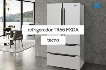 REFRIGERADOR FRENCH DOOR TR65 FXDA | TECNO