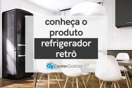 REFRIGERADOR RETRÔ | CONHEÇA O PRODUTO