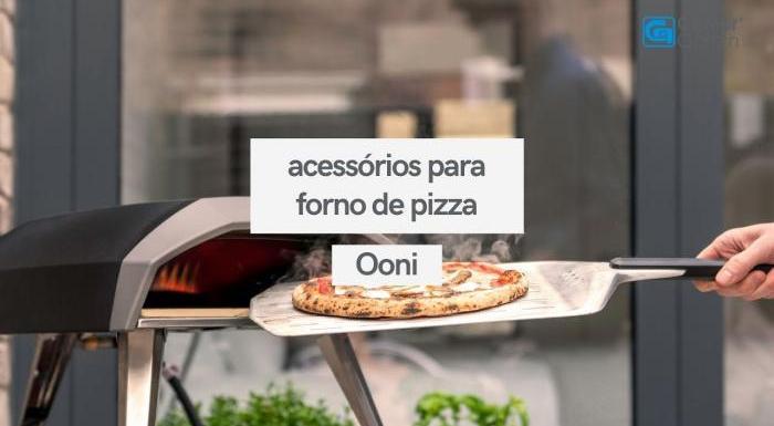 Acessórios para Forno de Pizza | Ooni