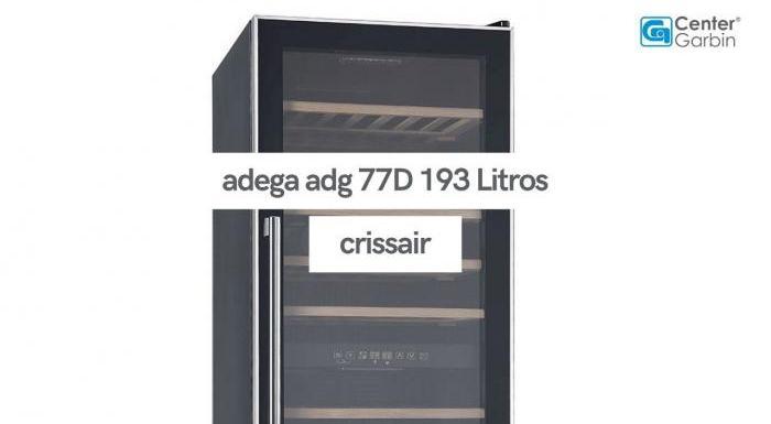 Adega ADG 77D   Crissair