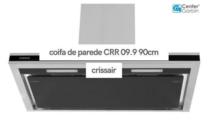 Coifa de Parede CRR 09.9   Crissair