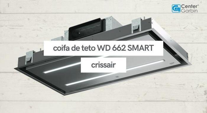 Coifa de teto | Smart | Crissair
