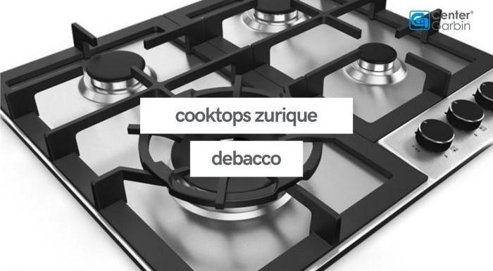 Cooktop Zurique a Gás | Debacco