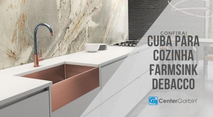 Cuba para Cozinha Primaccore Farm Sink | DeBacco