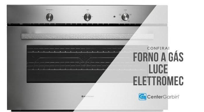 Forno a Gás Luce | Elettromec
