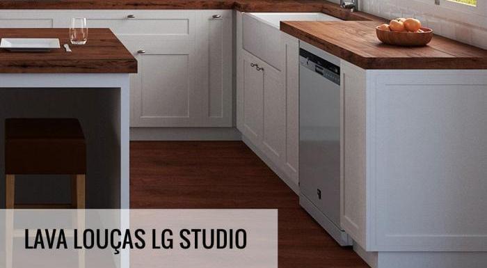 Lava Louças | LG Studio
