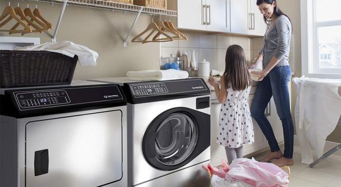 Conheça a linha de lavadoras e secadoras Speed Queen