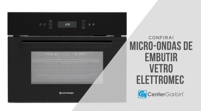 Microondas Vetro | Elettromec