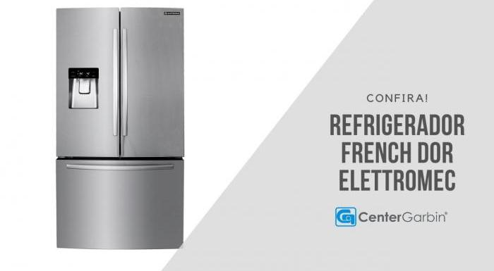 Refrigerador Frenchdoor | Elettromec