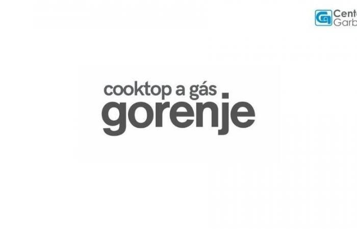 Cooktop Gorenje a Gás 90cm