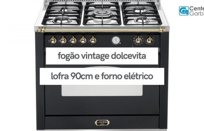 Fogão Dolcevita | Forno Elétrico | Lofra