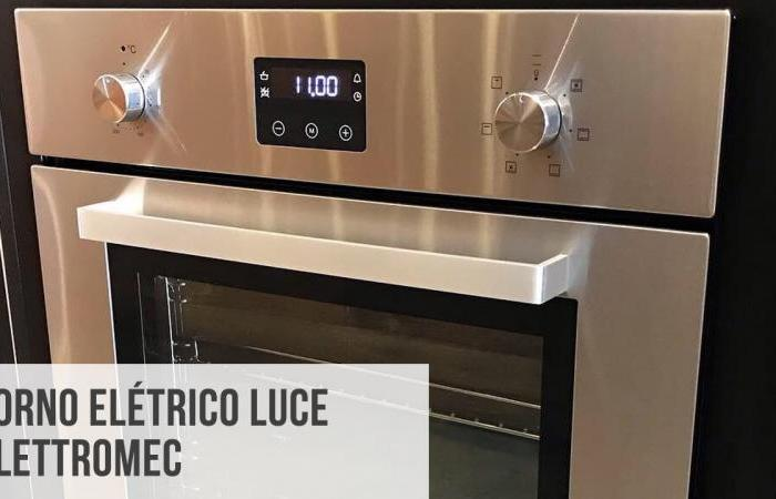 Forno Elétrico Luce | Elettromec