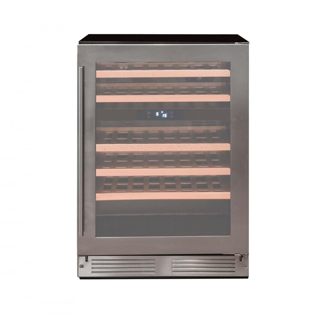 Adega Climatizada de Embutir Cuisinart Arkton 44 Garrafas Dual Zone de Embutir Inox 220V - 4093840011