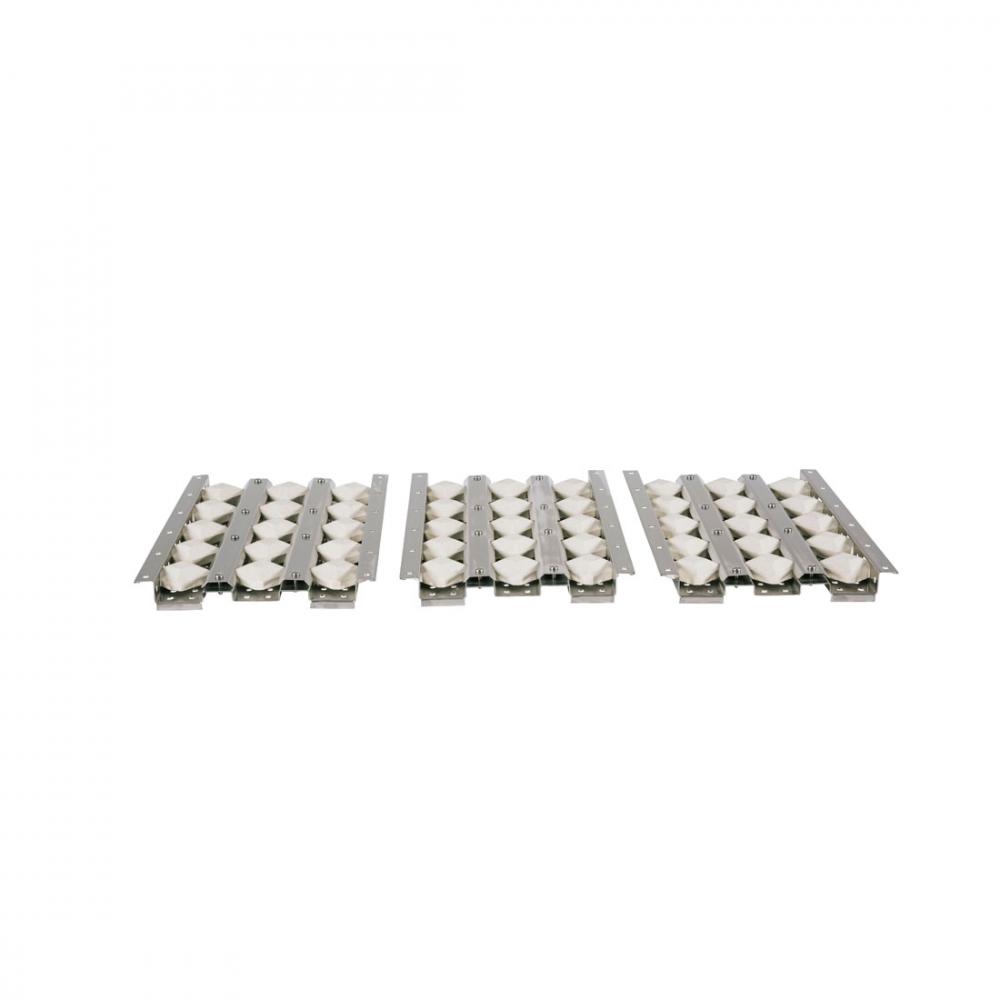 Conjunto de Briquetes Cerâmicos para Churrasqueira Coyote C2C34 - 3 Peças