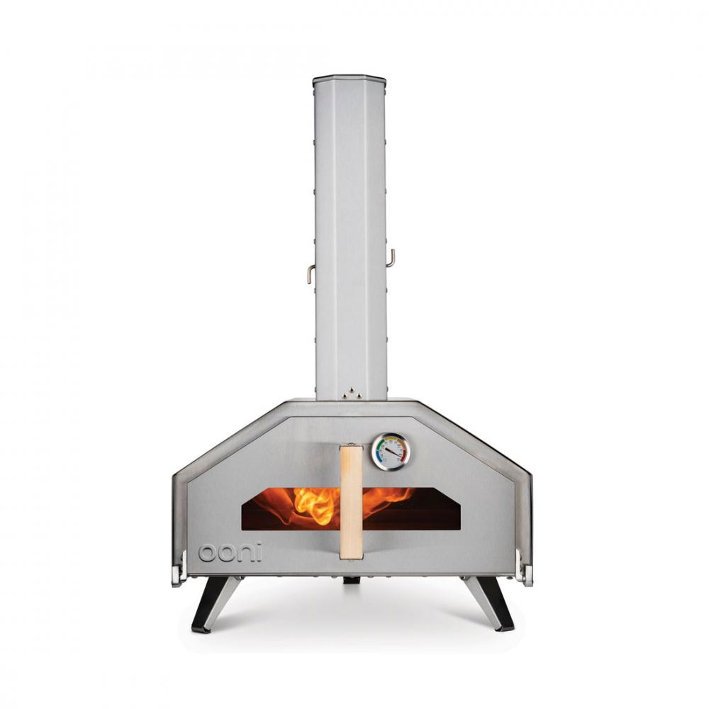 Forno de Pizza Portátil a Carvão ou Lenha Ooni Pro 16