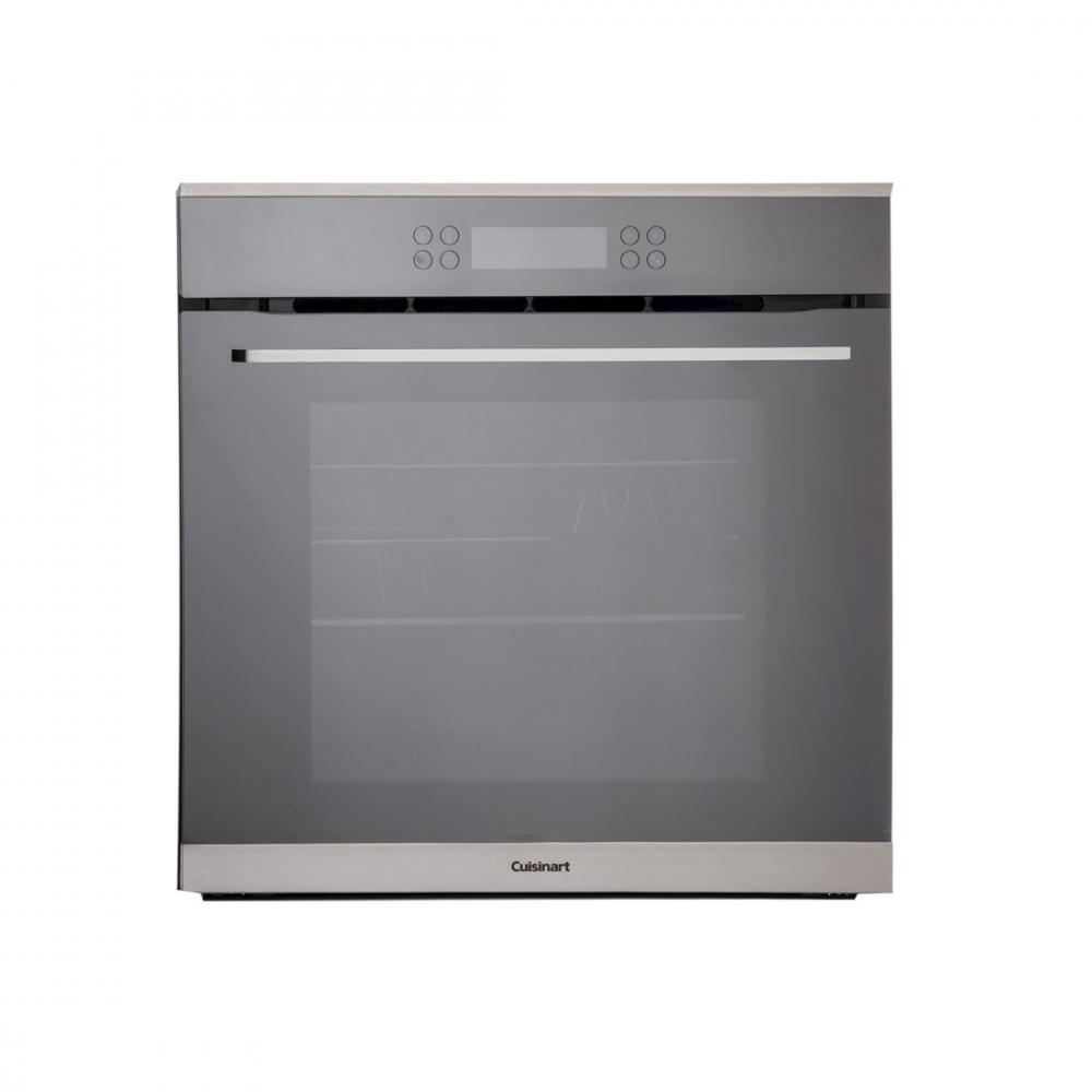 Forno Elétrico Multifunções Cuisinart Prime Cooking Dual Zone 74 Litros Inox 60cm 220V F122STIX-OS-C70-96