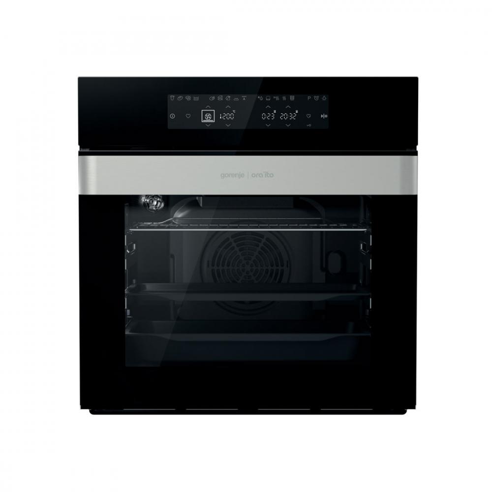 Forno Elétrico Multifunções Gorenje Ora-Ito Black Touch 71 Litros 60cm 220V - BO758ORAB