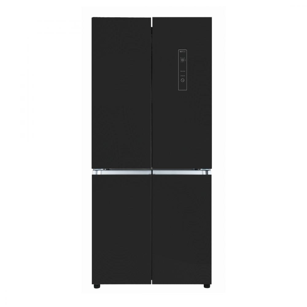 Refrigerador Cuisinart Arkton Multi Door Black 518 Litros Inox e Vidro Preto 220V