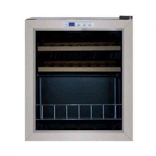 Adega Climatizada Elettromec CV16-PX3 15 Garrafas Compressor Inox