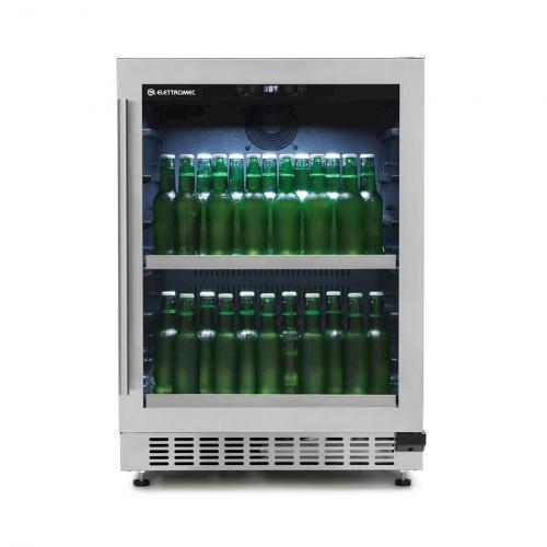 Cervejeira de Embutir Elettromec Beer Center 135 Litros Abertura para Direita - BC-BI-135-XV-XATA