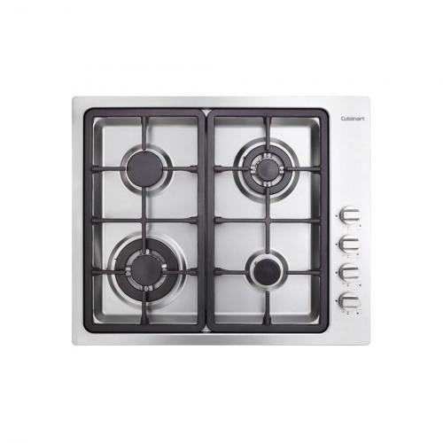 Cooktop à Gás Cuisinart Arkton 4 Queimadores Inox 60cm 220V - 4092740126