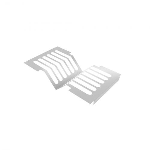 Escorredor de Pratos DeBacco Inox 30cm - 20.04.00118