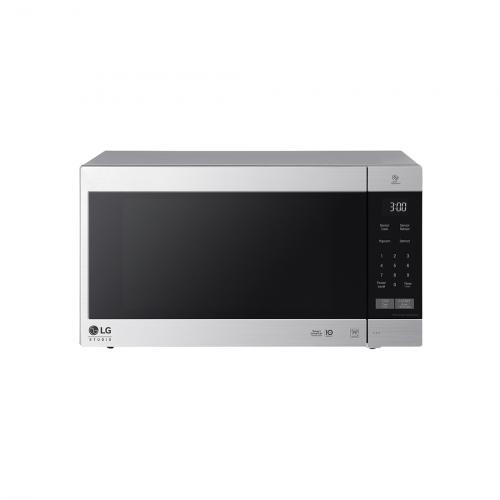 Forno Micro-ondas de Embutir LG Studio LSRM2085ST 54 Litros Smart Inverter Inox 220V