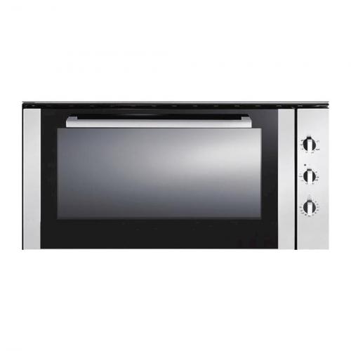 Forno à Gás Cuisinart Prime Cooking com Grill Elétrico 125 Litros Inox 90cm 220V F948-GE21TIX