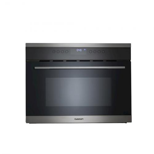 Forno Micro-ondas Cuisinart Prime Cooking com Grill Elétrico Inox 60cm 35 Litros 220V MGC1035SS-IX02